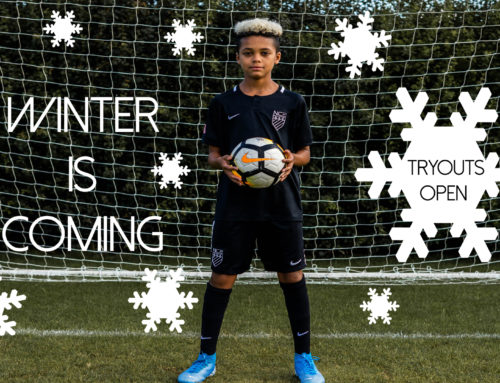 NCE Launch Winter Tryout Dates
