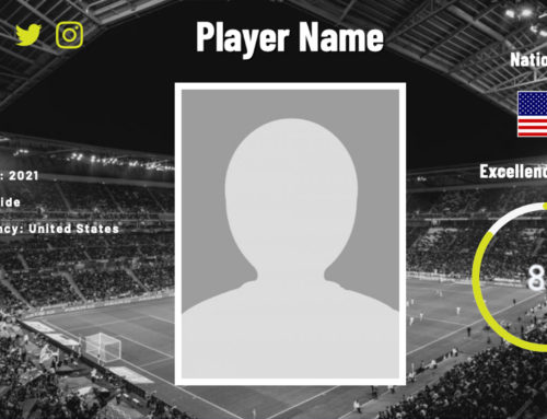NCE Soccer Launch Player Evaluation App